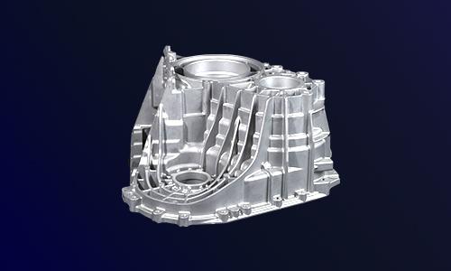 444-汽车压铸部件