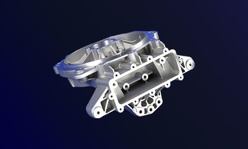 新能源汽车结构压铸件