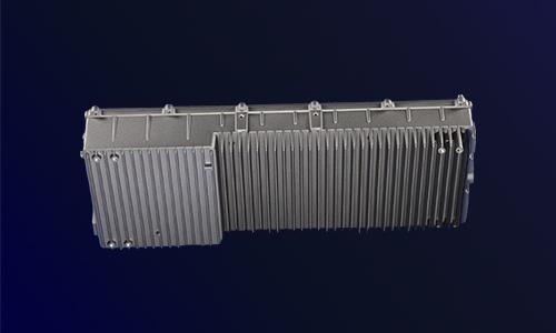 铝合金箱体铸造