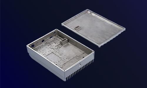 537-压铸铝合金箱体