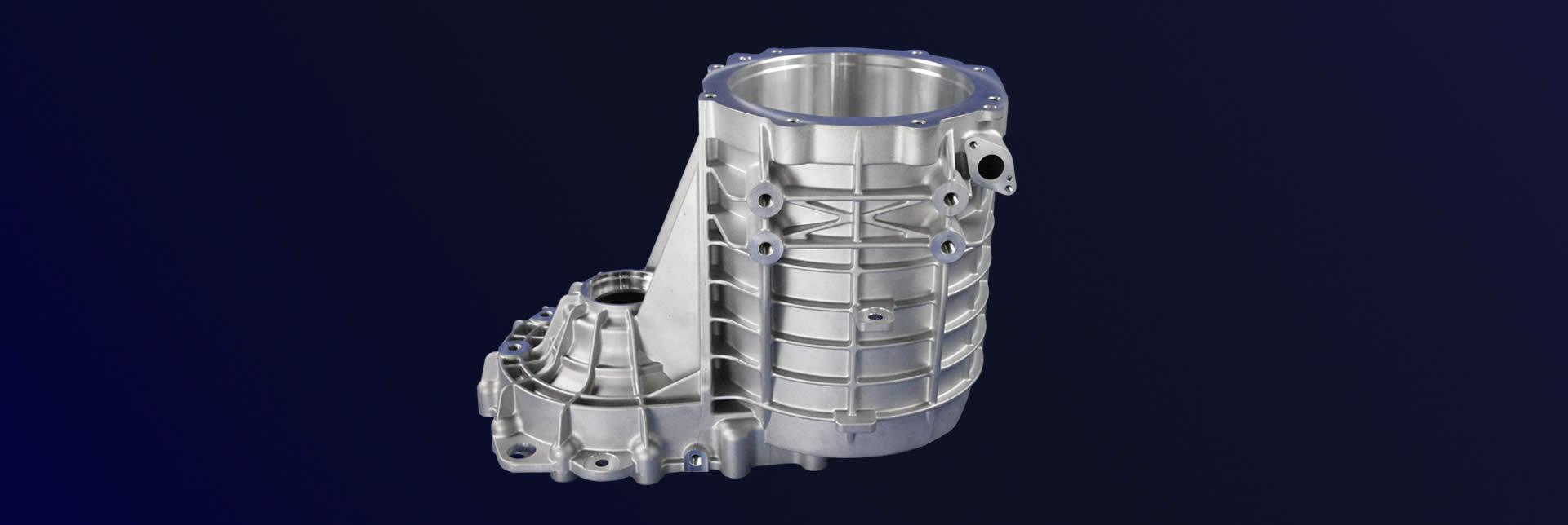 新能源汽车电机水冷电机