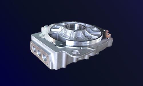 新能源电动汽车自动变速器壳体-减速机外壳-铝合金压铸成型