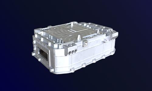 电动汽车电机外壳