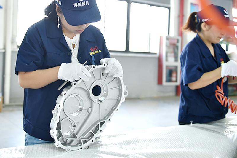 铝压铸件加工厂-压铸件全检C