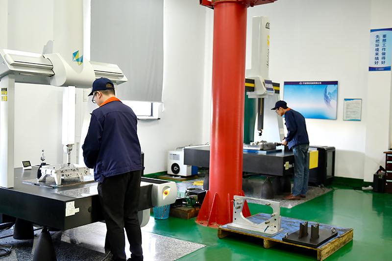压铸件质量检测-三坐标室