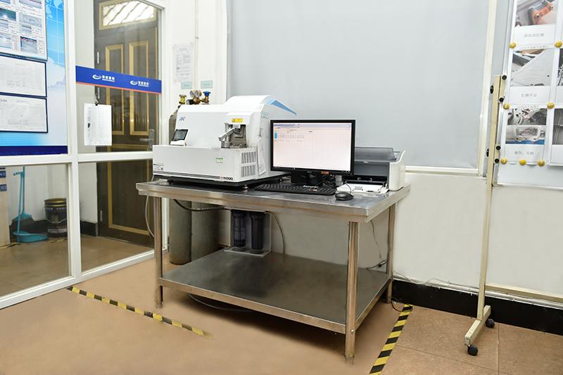 铝压铸件-光谱金属分析仪