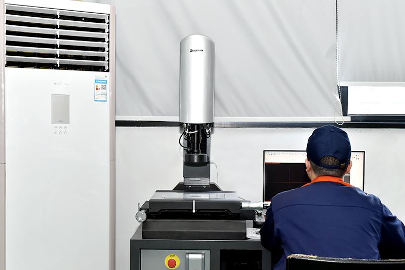 铝压铸件检测-高精度轮廓度仪
