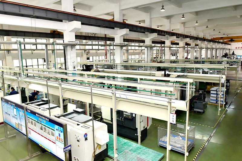数控机床精加工-CNC数控机加工中心