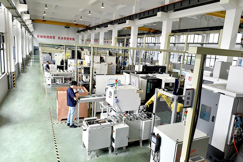 铝合金压铸件精加工-压铸件自动化精加工中心
