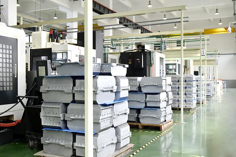 精密机床精加工-CNC数控加工中心