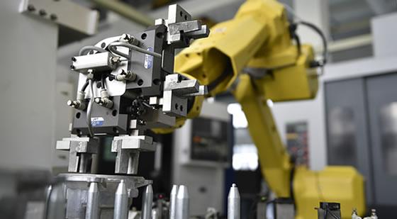 自动化工业机器人-自动化精加